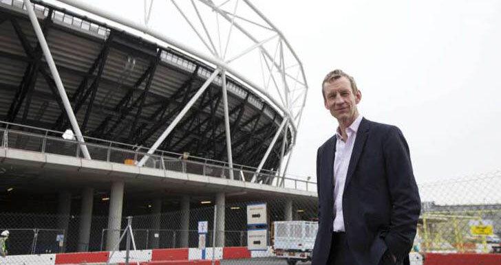 Andrew Purvis Olympic Stadium
