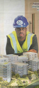 Jone - Metro Apprentice of the Year cut out