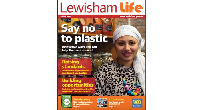lewisham life header